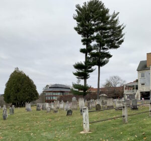 Hotchkiss campus cemetery
